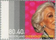 Nederland NL 1818  1999 Ouderen 80+40 cent  Gestempeld