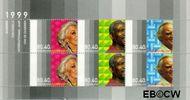 Nederland NL 1821  1999 Ouderen  cent  Postfris