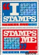 Nederland NL 1824#1825  1999 Verrassingszegels  cent  Gestempeld