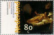 Nederland NL 1835  1999 Nederlandse kunst 17e eeuw 80 cent  Gestempeld