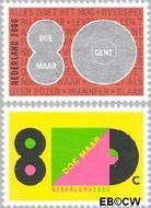 Nederland NL 1905#1906  2000 Doe Maar  cent  Gestempeld