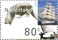Nederland NL 1914  2000 Sail 2000 80 cent  Gestempeld