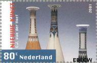 Nederland NL 1978  2001 Nieuwe kunst 80 cent  Gestempeld