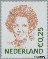Nederland NL 2036  2002 Koningin Beatrix 25 cent  Gestempeld