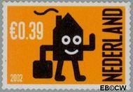 Nederland NL 2050#  2002 Verhuiszegel  cent  Gestempeld