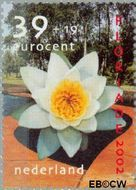 Nederland NL 2077  2002 Floriade 39+19 cent  Gestempeld