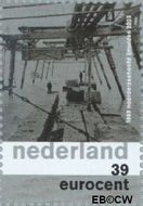 Nederland NL 2152  2003 Nederland en het water 39 cent  Postfris