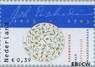 Nederland NL 2163  2003 Johan Enschedé 39 cent  Gestempeld