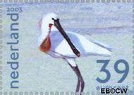 Nederland NL 2170b  2003 Nederlandse Wad 39 cent  Gestempeld