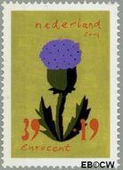Nederland NL 2252  2004 Bloem en kunst 39+19 cent  Postfris