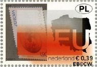 Nederland NL 2263  2004 Uitbreiding E.U. 39 cent  Gestempeld