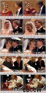 Nederland NL 2272#2281  2004 Koninklijke Familie (III)  cent  Gestempeld