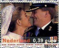 Nederland NL 2277  2004 Koninklijke Familie (III) 39 cent  Gestempeld