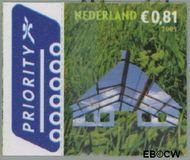 Nederland NL 2321  2005 Voor uw post 81 cent  Gestempeld
