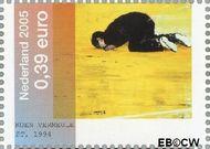 Nederland NL 2327  2005 Kunst 39 cent  Gestempeld