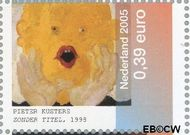 Nederland NL 2332  2005 Kunst 39 cent  Gestempeld