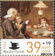 Nederland NL 2339b  2005 Ot en Sien 39+19 cent  Gestempeld
