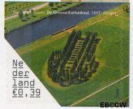 Nederland NL 2400  2006 10 voor Nederland 39 cent  Gestempeld