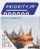 Nederland NL 2408  2006 5 voor buiten Europa 85 cent  Gestempeld