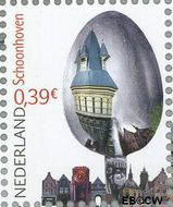 Nederland NL 2422a#  2006 Mooi Nederland- Schoonhoven  cent  Gestempeld