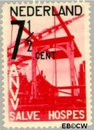 Nederland NL 246  1932 A.N.V.V. 7½+3½ cent  Gestempeld