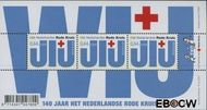 Nederland NL 2512  2007 Rode Kruis  cent  Gestempeld