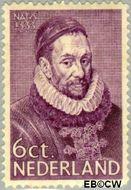 Nederland NL 254  1933 Prins Willem I 6 cent  Gestempeld