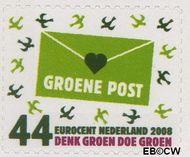 Nederland NL 2558  2008 Tien voor Nederland (Zuinig met energie) 44 cent  Gestempeld