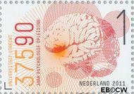 Nederland NL 2792  2011 Universiteit van Utrecht 1 cent  Gestempeld