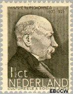 Nederland NL 283  1936 Bekende personen 1½+1½ cent  Gestempeld