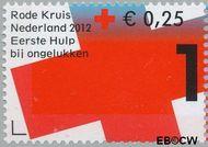 Nederland NL 2902a  2012 Het Nederlandse Rode Kruis 1+0,25 cent  Gestempeld