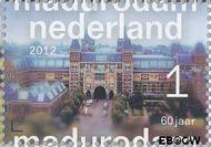 Nederland NL 2932  2012 Madurodam 60 jaar 1 cent  Gestempeld