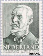 Nederland NL 395  1941 Bekende personen 5+3 cent  Gestempeld