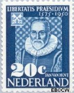 Nederland NL 562  1950 Leidse Universiteit 20 cent  Postfris
