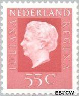 Nederland NL 946  1976 Koningin Juliana- Type 'Regina' 55 cent  Postfris