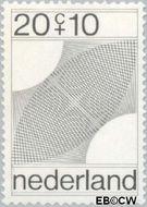 Nederland NL 967  1970 Computertekeningen 20+10 cent  Postfris