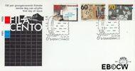 Nederland NL E218  1984 Postzegeltentoonstelling FILACENTO  cent  FDC zonder adres