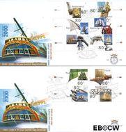 Nederland NL E422  2000 Sail 2000  cent  FDC zonder adres
