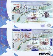 Nederland NL E481ab  2003 Nederlandse Wad  cent  FDC zonder adres
