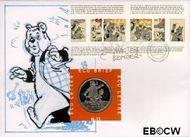 Nederland NL ECU013  1996 Strippostzegels Heer Bommel  cent  Postfris