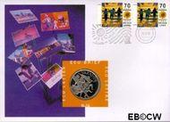 Nederland NL ECU014  1996 Vakantie  cent  Postfris