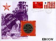 Nederland NL ECU021  1997 Marshallhulp  cent  Postfris