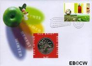 Nederland NL ECU027  1998 Vier Jaargetijden  cent  Postfris
