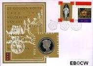 Nederland NL ECU032  1998 Oranjevorstinnen  cent  Postfris