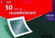 Nederland NL HB1987  2001 Rouwzegel 85 cent  Postfris