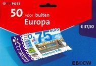 Nederland NL HB2064  2002 Euro-zegel 75 cent  Postfris