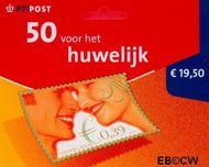 Nederland NL HBa2048  2002 Huwelijkszegel 39 cent  Postfris