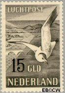 Nederland NL LP12  1951 Postpakketten 1500 cent  Gestempeld