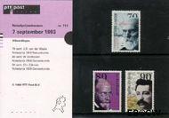 Nederland NL M112  1993 Nobelprijswinnaars  cent  Postfris