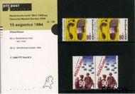 Nederland NL M126  1994 Tweede Wereldoorlog  cent  Postfris